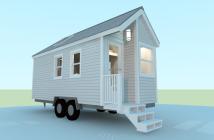 The Casper Tiny House Plan