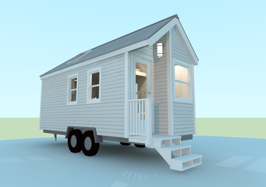Tiny houses cost how much does a tiny house cost tiny for Cost of tiny house kits