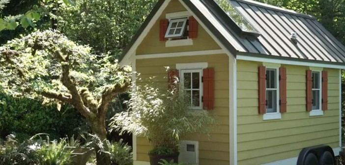 Tiny House with B & B Income