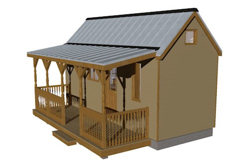 You are at: Home » Tiny House Plans » Humble Homes Plans » Humble ...